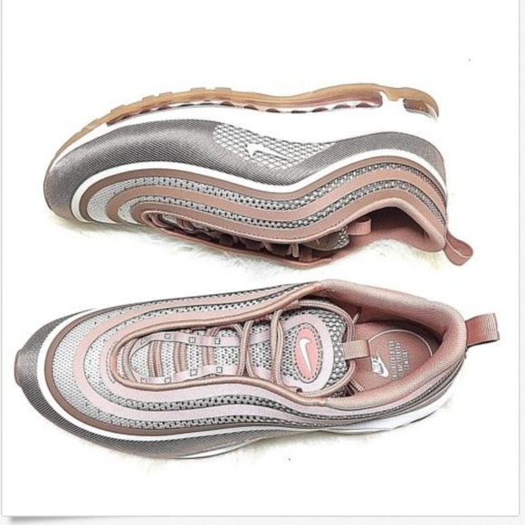 separation shoes 5f91a ce154 Nike Air Max 97 UL Ultra Rose Gold Pink 11.5
